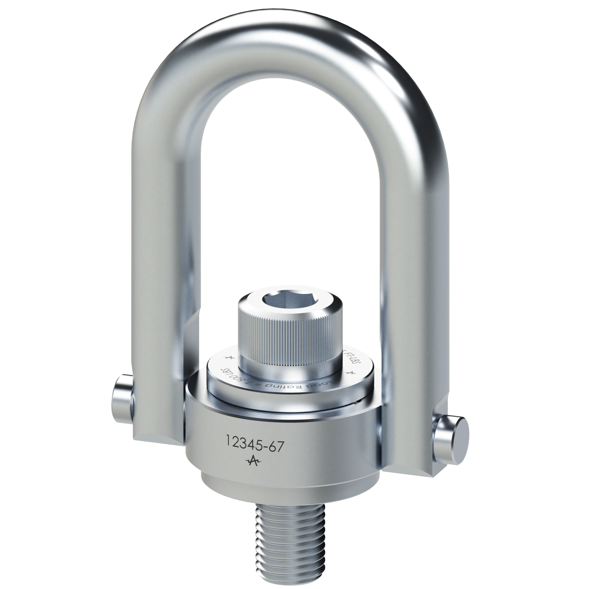 Stainless Steel Safety Engineered Hoist Ring