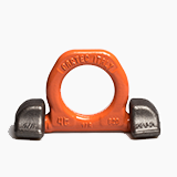 Weld-On Pivot Ring Double Weld